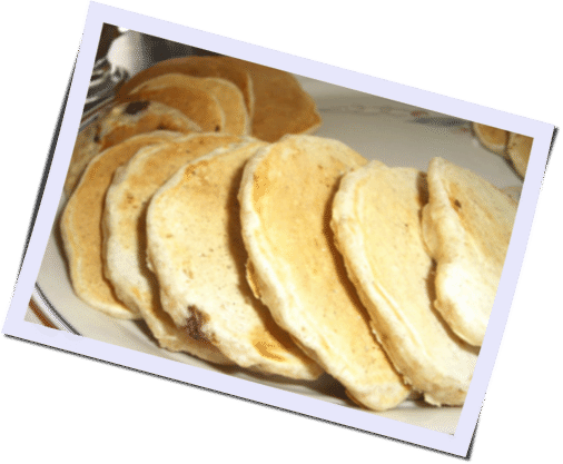 Whole Wheat and Oatmeal Pancakes